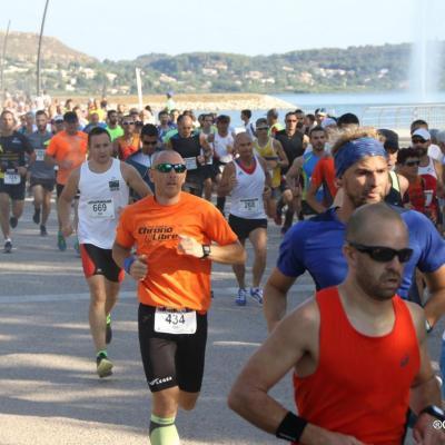 Course Tour de l'olivier Istres 11092016