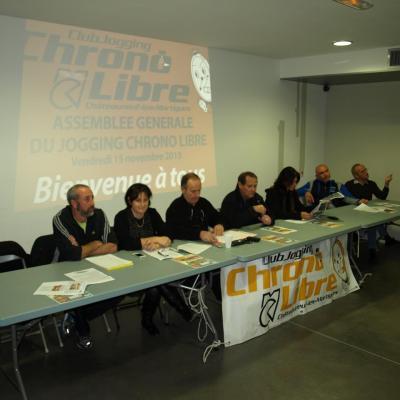 Assemblee générale CL 15112013