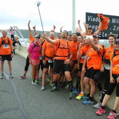 22052016 course viaduc de Millau Chrono Libre