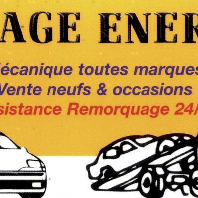 GARAGE ENERGIE 2014