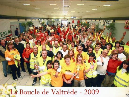 Boucle de Valtrède 2009