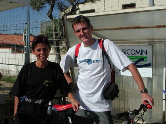 Run and Bike Boucle de la St Médard 2004