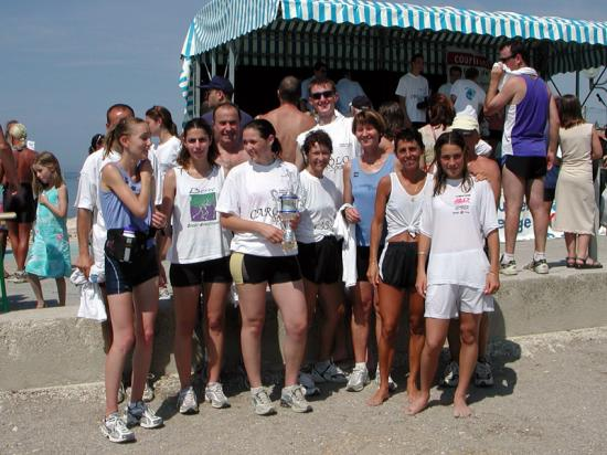 Course des Embruns 2003
