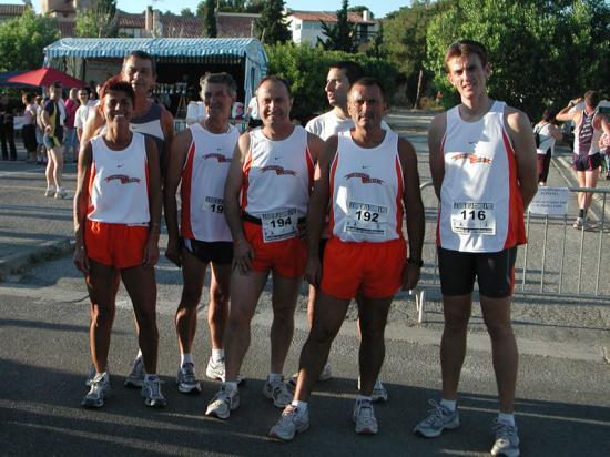Course du Grand Vala 2004