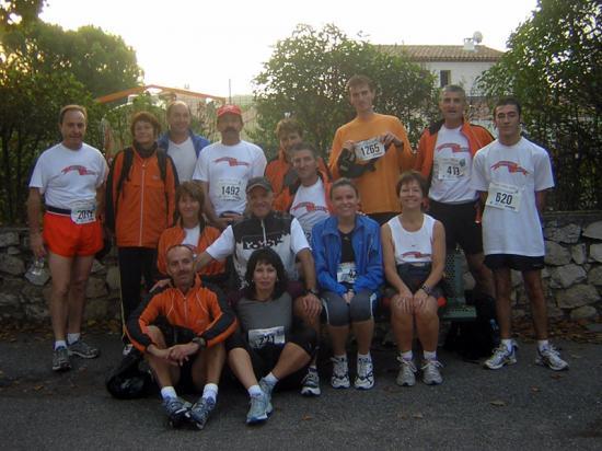 Marathon du Lubéron 2005