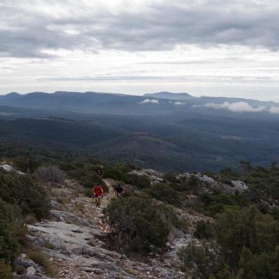 Trail Sainte Baume 10032013
